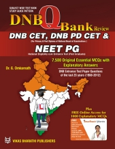 DNB QBank for NEET PG DNB CET DNB PD CET Book